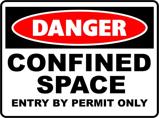Oz Health Safety and Training Enter and Work in Confined Spaces