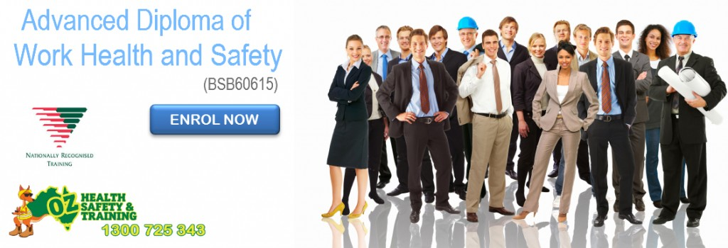 BSB60615 Advanced Diploma of Work Health and Safety